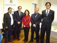 Técnicos do Pará no IGP